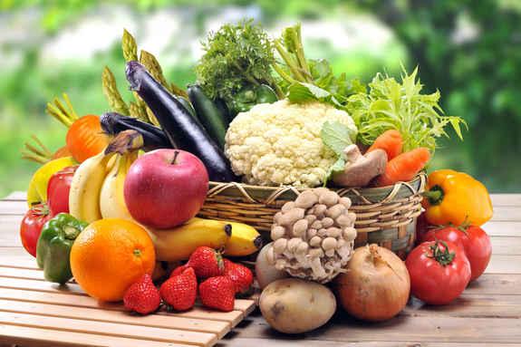 Как хранят лед летом на улице, овощи и фрукты?