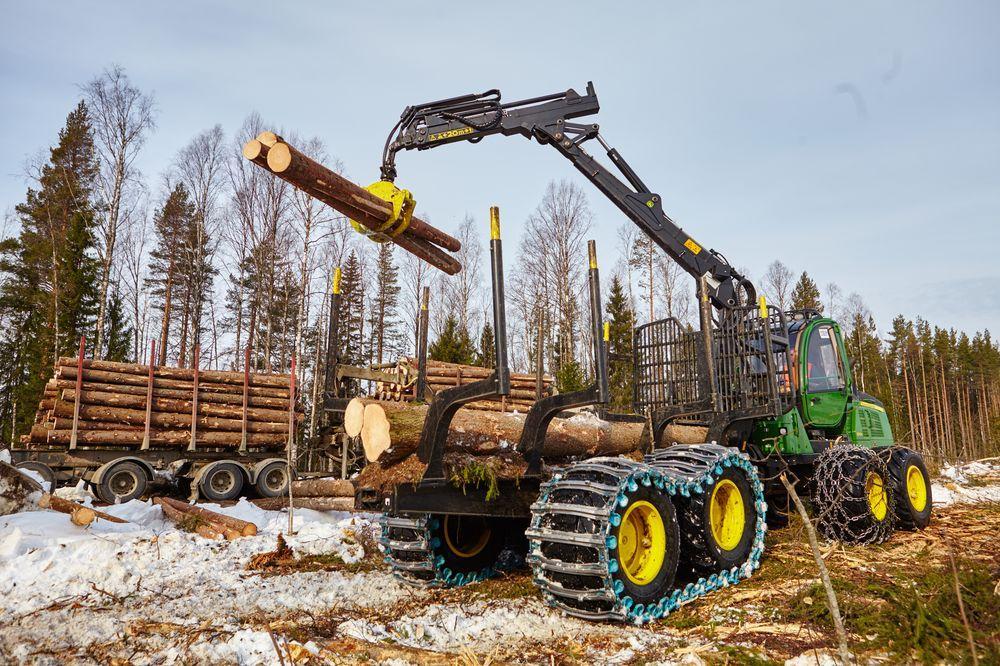 IT-технологии в лесу
