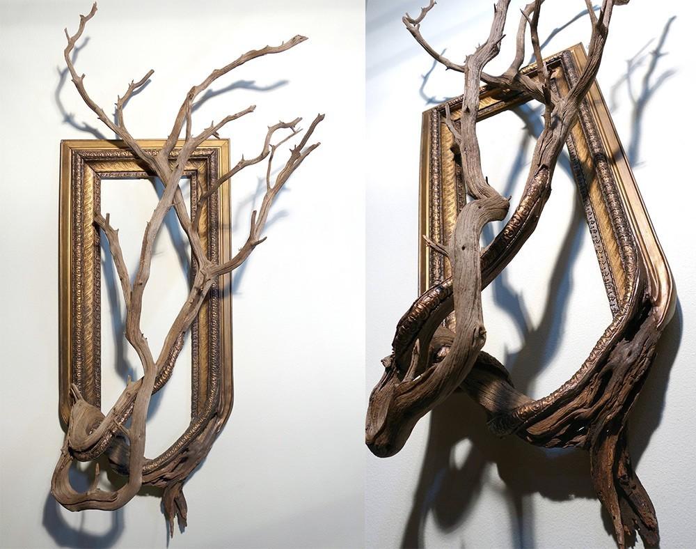 Оригинальные деревянные рамы для картин Дэрилла Кокса